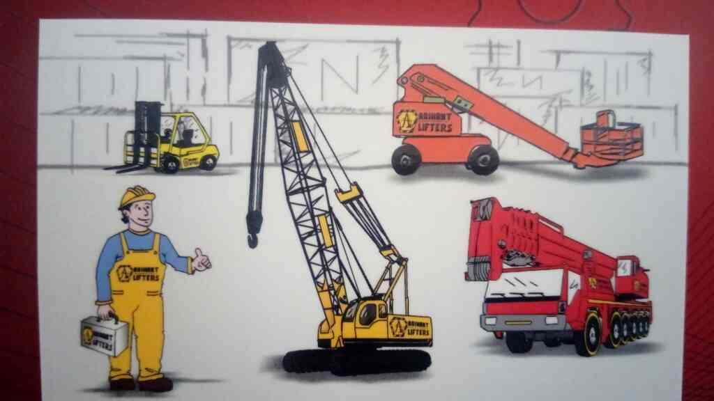 Crane Rental Sales And Service