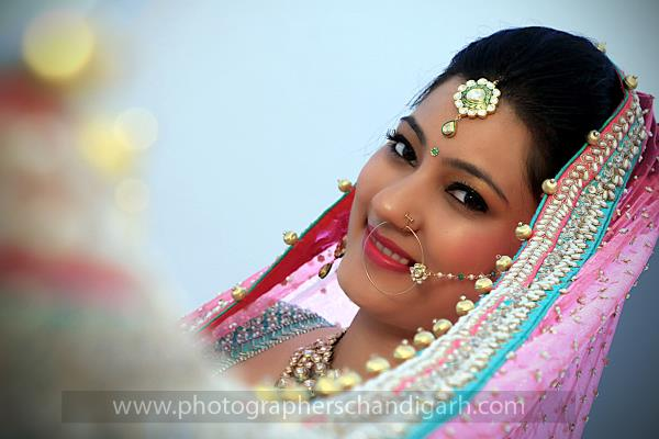 Photography is art. Book best candid wedding photographer, wedding shoot, pre wedding photographer with single call in Chandigarh. From last 15 years, we are in photography profession in Chandigarh.