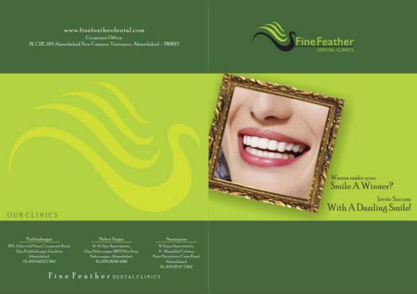 Your Dental Health is our wealth. Stop worrying about painful Dental check-ups. Our Orthodontists give you reliable Orthodontic Treatments which you deserve for your good being. Our Dental Implants and Braces are given after coming to a con - by FineFeather Dental Gandhinagar, Gandhinagar