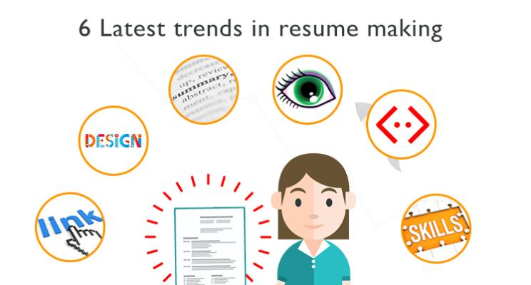 https://www.linkedin.com/pulse/6-latest-trends-resume-making-shashank-a-vagale?trk=hp-feed-article-title-publish - by Multi Recruit, Bangalore