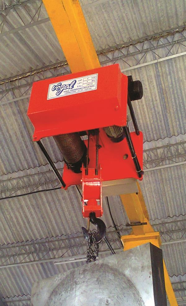 We are Manufacturers And Suppliers of Electric Wire Rope Hoist In India.  Manufacturers of Electric  Hoist In Tamil Nadu  Crane Hoist Manufacturer In India  Electric Hoist Trolley Manufacturer In Kerala  For More Info  www.lightcrescent.com - by Vogal Engineering Industries, Coimbatore