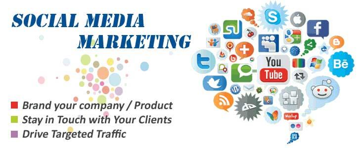 If you have a brand or a product or an organisation or a public image then it is vital to promote these things on social media today. Social media marketing let's you reach to the targeted customers. That's why get the latest social media m - by GENX- IT Solution Under One Roof, Guwahati