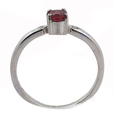 Newest Style Fashion Garnet & CZ Gemstone Silver Ring Product Code:AGR-20335 Our Price:   US $2.97 Total Gross Wt:1.8 Gms  #IndiaManufacturer #925SterlingSilverGarnetCzRing #FashionableRing #NewStyleGarnetCzGemstoneRing #GiftForJeweller - by Art Palace Manufacturer Of Jewellery, Jaipur