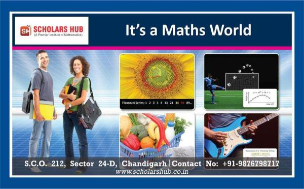 Best Maths Coaching in Chandigarh Best Maths Tuition in Chandigarh Best Maths Teacher in Chandigarh Maths Institute in Chandigarh Scholars Hub- 9876798717
