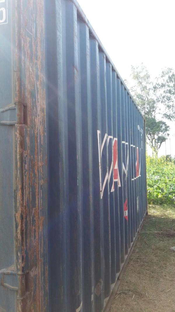 Ocean Container We are the foremost manufacturer of best quality ocean containers, combination of steel and brass to withstand ocean conditions. Arrangement of shipping and delivery is provided through relationships with shipping lines and  - by J K TECHNOLOGIES, Delhi