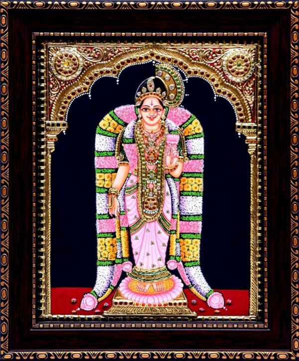 Maven is conducting Ten days Tanjore painting workshop for adults. classes starts from 17th October 2016 to 7th November 2016. classes will be on Monday, Wednesday & Friday only.The teaching starts from board preparation till painting, and  - by MAVEN THE ART ACADEMY, Chennai