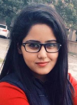 "PRATHMA SHARMA                      AIR 29 NLU-DELHI 2016 ""I want to express my gratitude to Sonal Mam for inspiring me to study and do something. I wasn't really focused or as a matter of fact even ambitious. Just  - by MAANSAROVAR LAW CENTRE (From Student to Lawyer to Judge), New Delhi"