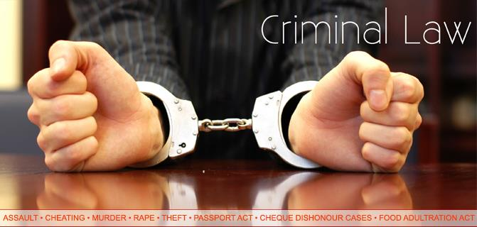Criminal Lawyer in Faridabad    • BAIL IN NON-BAILABLE OFFENCES  • ANTICIPATORY BAIL  • CRIMINAL DEFENSE TRIAL  Criminal Misappropriation of funds;  • Criminal Breach of Trust and criminal conspiracy;  • Dishonour of Cheque under N.I.Act.   - by Advocate Ravinder Tyagi - Divorce Lawyer 8860624300, Delhi