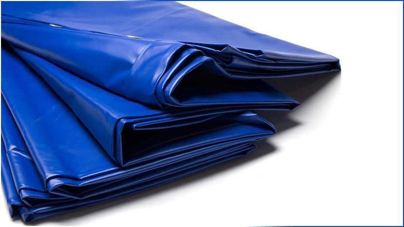 Empro Trade Links is the Sole Distributor for SILPAULIN. New Silpaulin. A tarpaulin so superior, it, could give conventional tarpaulins a complex. SILPAULIN made from cross laminated plastic film - a revolutionary concept in the evolution of the plastic films. Manufactured by The Supreme Industries Limited