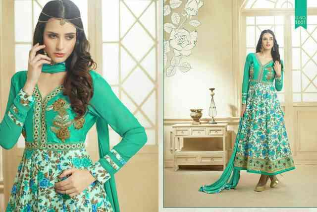 Now bhagalpuri at 1st home  Buy bhagalpuri long gown fabric dress material Bhagalpuri unstitched dress material at reasonable price @ 1st home