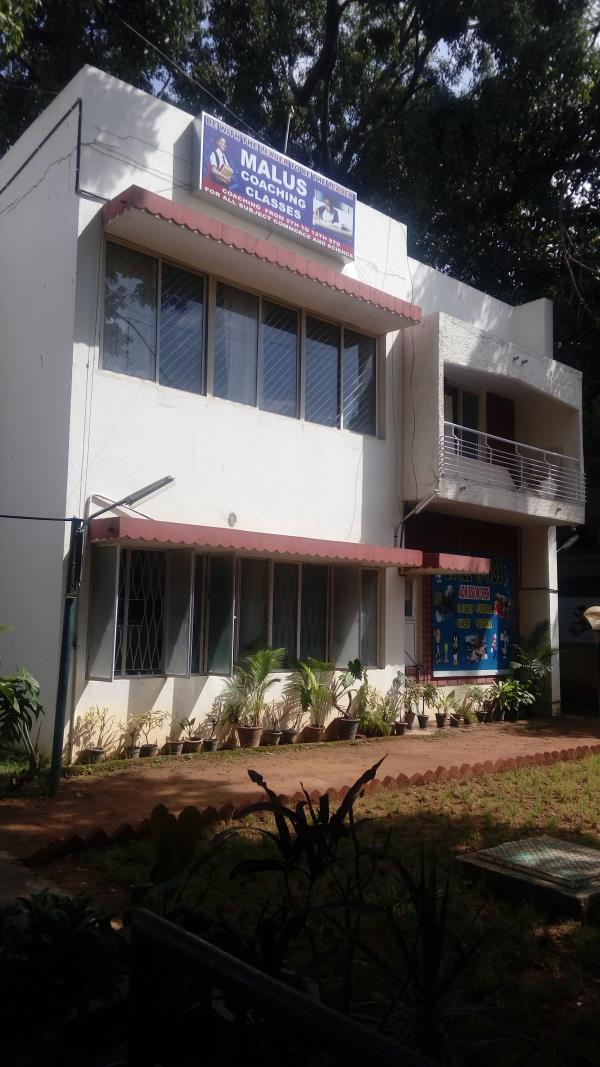 Our Head Office  - by Malus Coaching Classes, Bengaluru