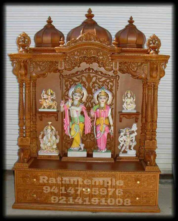 We Are A Manufacturer U0026 Exporter Of Wooden Mandir Such As Wooden Temple.  Wooden Temple