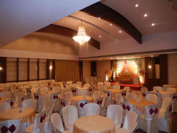 Banquet Hall in North Goa - by Chaska Hospitality, Porvorim