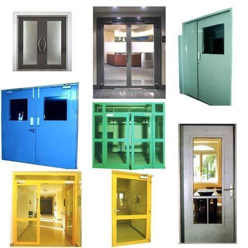 Glazed Doors  Available with us is an outstanding gamut of Glazed Doors. Fabricated by making use of supreme quality iron, stainless steel and other required basic material, these offered doors are designed in line with the prevailing fashion trends of the markets.  We are leading Supplier of Glazed Doors in Indore, Madhya Pradesh, India.  We are leading Supplier of Glazed Doors in Bhavnagar, Gujarat, India.