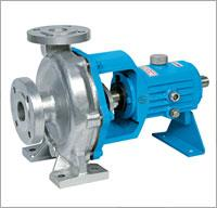 Sujal Engineering are highly appreciated Exporter, Manufacturer & Supplier of Centrifugal Chemical Process Pump in Dubai.. We are Leading manufacturer, Exporter and supplier Centrifugal Chemical Process Pump. These pumps are manufactured using excellent quality cast iron, brass and other material that is sourced from most trusted vendors of market. Post-production, these products are thoroughly inspected on certain parameters of quality in order to rule out every possibility of defect.  Specifications:  Chemical Process Pumps Type: Centrifugal Pump (with Semi Open Impeller) Capacity: Up to 48 m3/hr Head: Up to 60 mtr Pressure: Up to 6 kg/cm2 Size: 25 mm to 65 mm Speed: Up to 3500 rpm Temp: Up to 135 C M.o.c: Ci, Cs, Ss 304 / 316, Ss 304 L/ 316 l , Alloy 20, Hast alloy B or C, Cd 4 Mcu etc