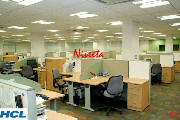 Office Furniture manufacturers in Delhi  Niveeta Modular Furniture as a company is involved in manufacturing of Modular Furniture for Offices, Residences and Modular Kitchens. Niveeta as a manufacturer for MODULAR FURNITURE has changed the  - by Creavita Modular Systems Pvt. Ltd., Delhi