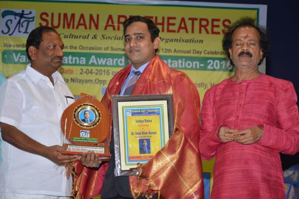 Awarded as Best Hearing aid specialist , Chief audiologist of JK Speech and Hearing Centre Dr Imad Khan is specialist for hearing hearing loss hearing aid and digital technologies available  For more www.jkhearing.com - by J K Hearing And Speech Centre, Hyderabad