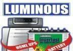 /luminous-eco-volt-1050va inverter iltt 18048 .150 ah batterie rs 17500 - by L N Batteries, Bangalore