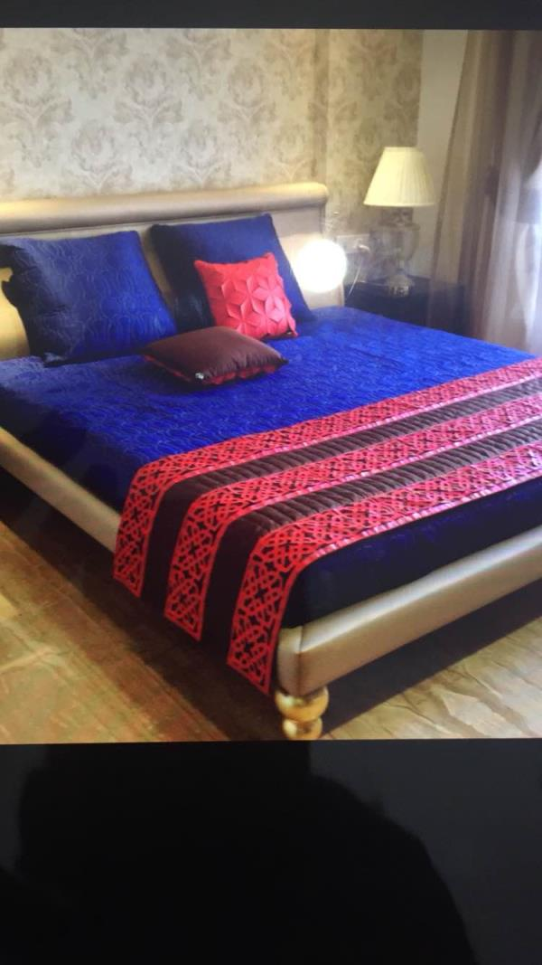 Curve bed - by Virtuee Furniture, Delhi