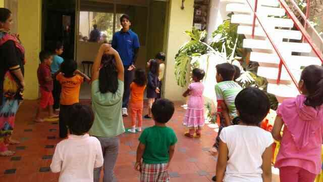 Crescere Montessori Pre School and Day Care Center ADMISSIONS OPEN Please contact 7411045586
