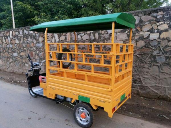 E-Rickshaw E-Loder Battery operated E-Rickshaw & Loder launch in Vadodara Gujarat. Hurry Up heavy discount in festival. Visit our showroom .Siddharth Agency vadodara gujarat Cont. 9426553884 0265-2265799  - by Siddharth Agency, Vadodara
