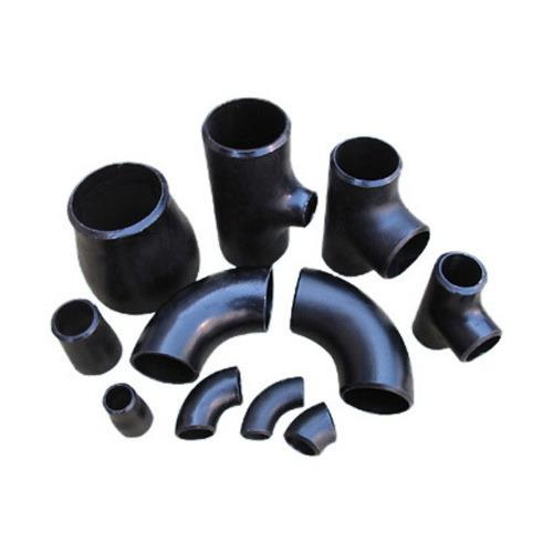 Carbon Steel Butt Weld Pipe Fittings in India. - by Tubefit Industries, Mumbai