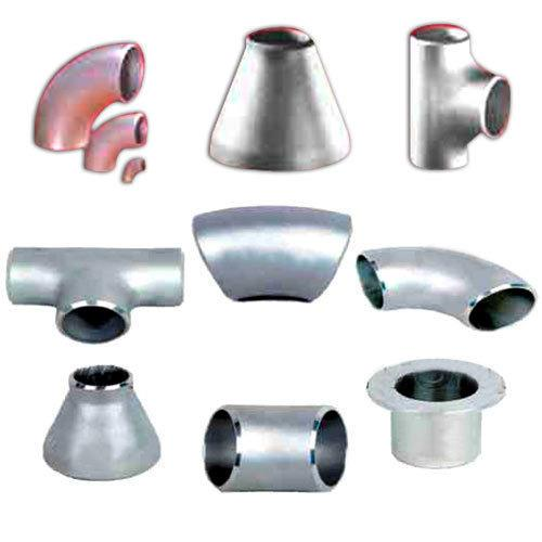 IBR Alloy Steel Butt Weld Pipe Fittings in India. - by Tubefit Industries, Mumbai