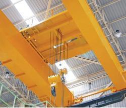 We are Manufacturers And Suppliers of Double Girder Crane In Tamil Nadu, India. Manufacturers of Double Girder Overhead Crane In Tamil Nadu Manufacturers of Double Girder Bridge Crane In Kerala Double Girder EOT Crane Manufacturer In Tamil  - by Vogal Engineering Industries, Coimbatore