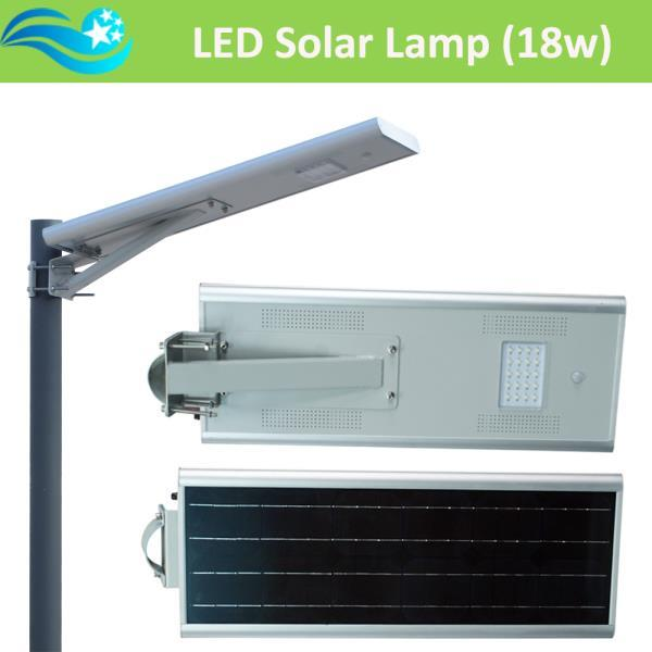 Solar Street Light in Chandigarh  ABROL SOLAR STREET LIGHT QUALITY Product:  Solar panel: high efficiency monocrystalline silicon /sun power from USA, with 25 years lifetime; LED lamp: Bridgelux from USA, good quality for 50000h lifespan; B - by Abrol Group, Chandigarh