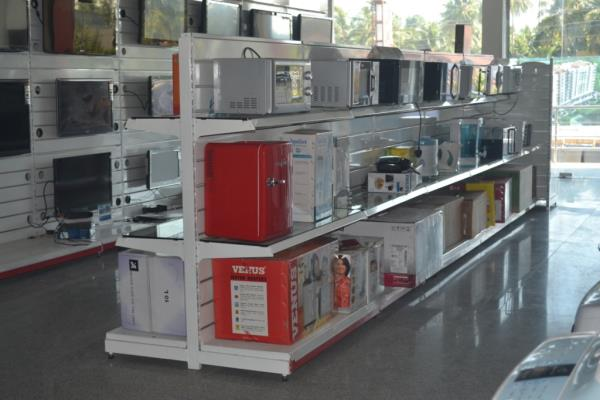 Supermarket manufactures in Cochin.  we offer shelving solutions from Don racks who are renowned for their high quality, but at a very cost effective prices.  Don racks offer a variety of Supermarket & Retail shelving to help store-owners m - by Supermarket Racks Manufacturer - Donracks     048-44010789, Cochin