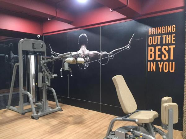 Best Gym  Concept1 Gym is