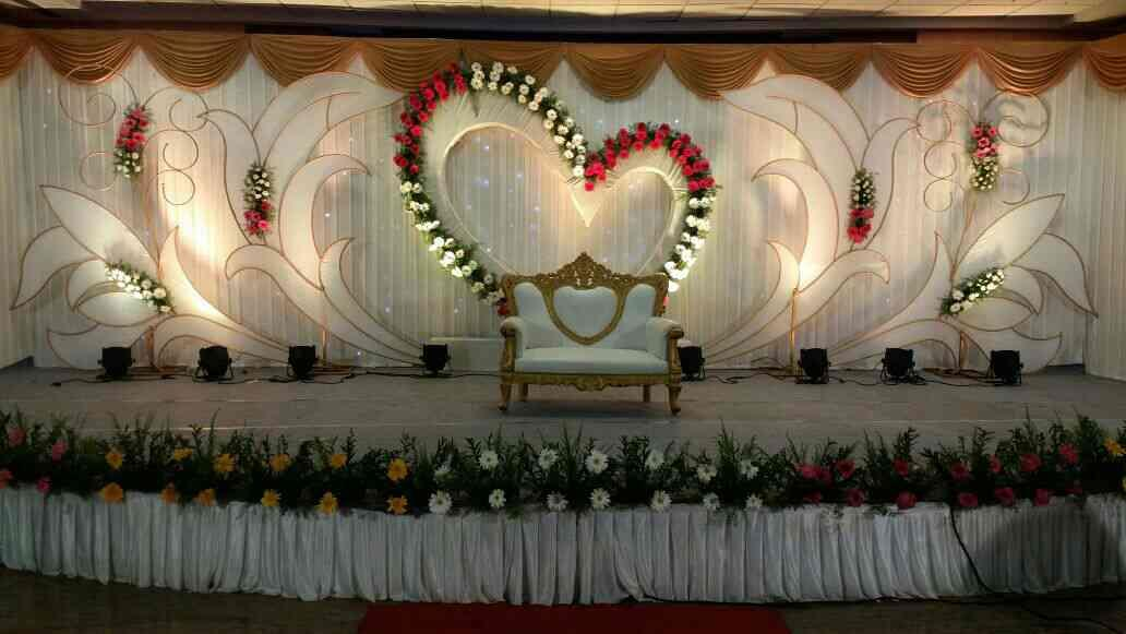 reception background model - by Anandham Catering, Coimbatore., Coimbatore