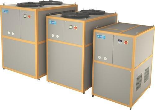 Air-cooled & Water-cooled Scroll Chillers In Chennai  We are offering Industrial Scroll Chiller, and Induced Draft Cooling Tower which is manufactured with world class scroll compressors from danfoss-maneurop and Copeland only. These are of - by WELLTECH COOLING SYSTEMS -(Contact :9095205321), Coimbatore