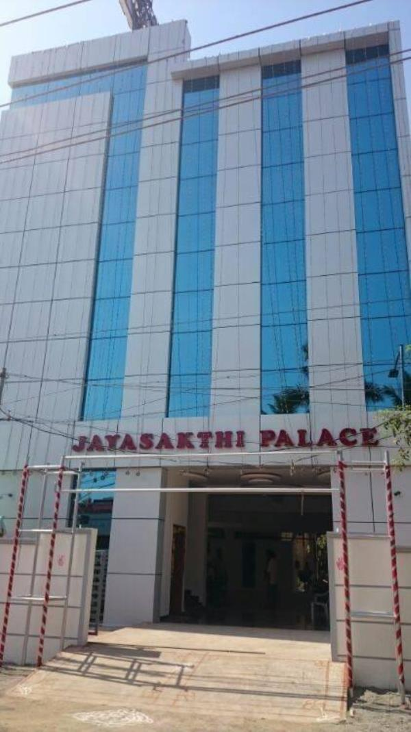 Our Marriage Halls in Chennai are very specially designed for best luxury and for all Budgets, This is  Our Marriage Halls in Chennai Front View.