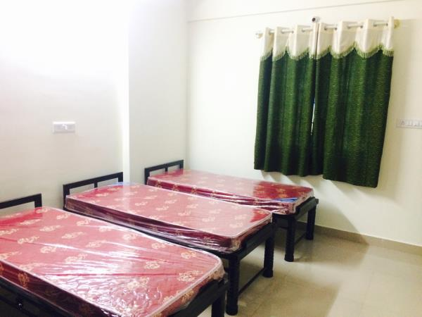 Paying Guest Accommodation For Male in Noida Sector 62. We are offering best living environment as a PG for Men and Women in Noida. Call us back for more details.