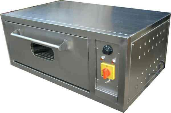 We supply pizza oven in Hyderabad. Used to bake Pizza. Comes in models for baking from 2-20 Pizzas at a time. We also manufacture all kinds of commercial kitchen equipment and one stop solution for all hospitality industry products. For mor - by Agarwal Crockery House, Hyderabad