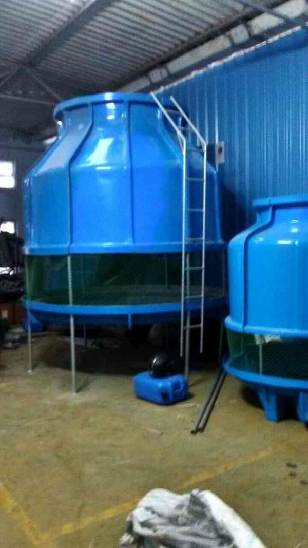 Round shape cooling tower Mrs in cbe - by JANANI ENTERPRISES 9047025247, Coimbatore