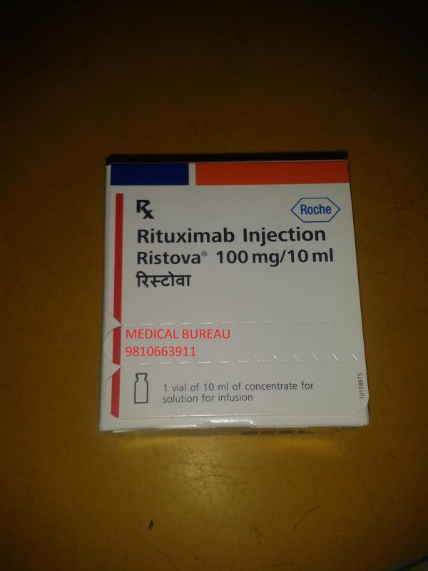 Ristova ( Rituximab Injection ) Best Prices Available Big Dealers In India Contact-Medical Bureau                +91-9810663911 - by Medical Bureau, New Delhi
