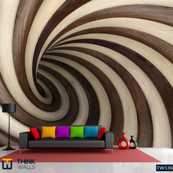 Customised Wallpaper manufacturers Abstract Wallpaper Wall decor