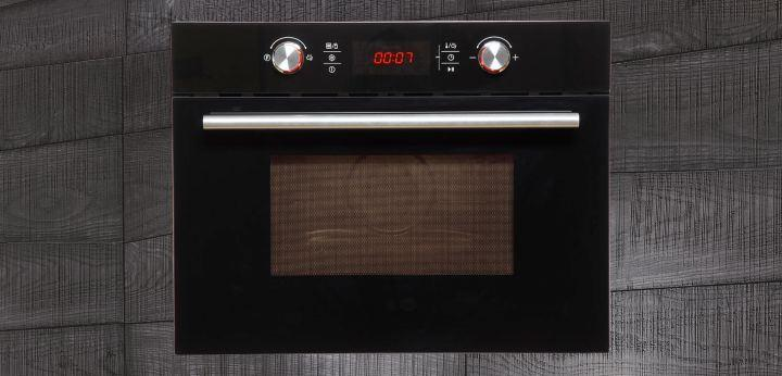 elica Glass Built-in Microwave Oven