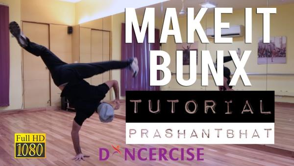 So you thought we only make bollywood tutorials? Think Again!  Funk Jazz choreography and dance tutorial on Mek it Bunx Choreography by Prashant Bhat  #mekitBunx #prashantbhat #dancetutorial #dancechoreography - by Dancercise +919711532355, New Delhi