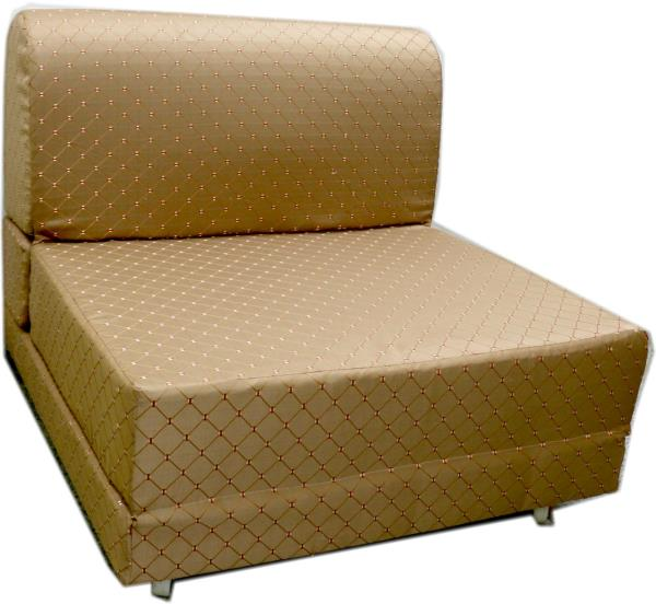 The Sofa – cum- Bed plays a dual role because of its Multi- purpose appeal. During the day it folds into a chic space saving sofa and during the night it could be spread out into a very comfortable bed. It is made from 100% Natural rubber that is compressed to offer good support when sitting or lying down. It is a huge space – saver and is ideal for small areas too.   Product Dimensions  The Sofa – cum – bed is not only a space- saver but is very easy to handle and fold. This product is available in four different sizes for high convenience and comfort.  A: L= 72cm, B= 30cm, H= 6cm  B: L= 72cm, B= 30cm, H= 8cm  C: L= 72cm, B= 48cm, H= 6cm  D: L= 72cm, B= 48cm, H= 8cm   Product Benefits  •	Dual purpose of being a sofa during the day and a bed by night  •	Space – saver and easy to handle  •	Wide variety of designs and colours to suit different tastes  •	Anti- microbial and has a long life