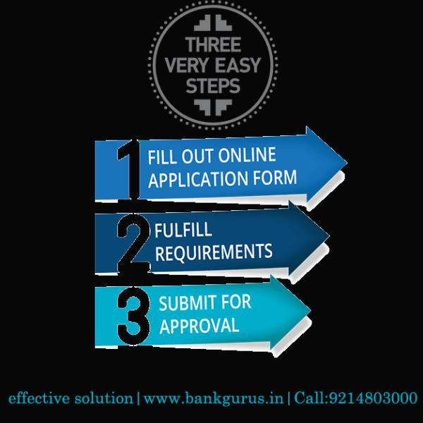 You're just 3 steps away to apply for lowest emi personal loan in jaipur. Don't miss this opportunity to get easy personal loan in jaipur. Act now. Call: 9214803000 Or visit: www.bankgurus.in