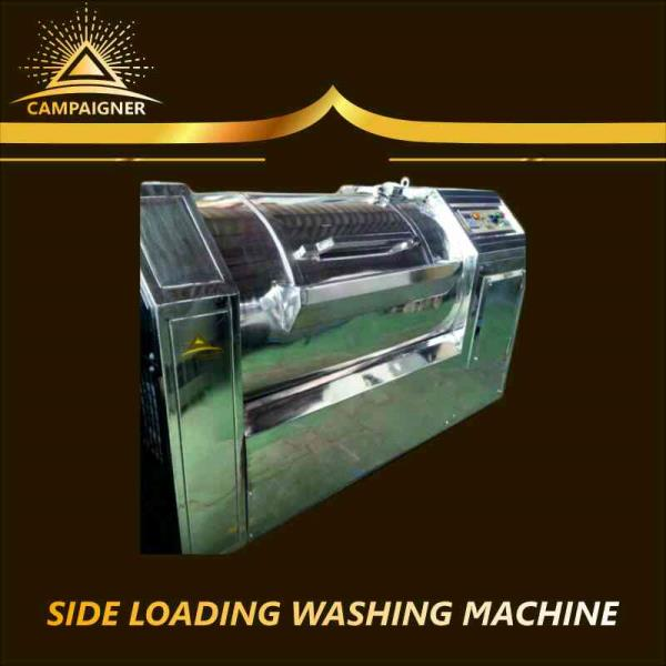 Industrial Washing Machine  We Are Manufacturer Of Industrial Washing Machine for Commercial Laundry. - by Makers And Merchants, New Delhi