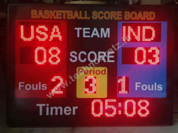 LED scoreboards made in India. Scoreboards for all sports. LED Cricket scoreboards  LED Basketball Scoreboards LED Volleyball Scoreboards  LED Football Scoreboards  LED Hockey Scoreboards  LED Badminton Scoreboards  LED Table tennis scorebo - by Led videowall manufacturer, New Delhi