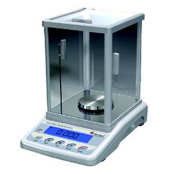 Semi Micro Balance   We are counted among the genuine traders and suppliers of highly demanded Semi Micro Balance. Used for the measurement of density of solid or liquid materials, these balances are manufactured using best quality raw mate - by Swastik Systems & Services, Delhi