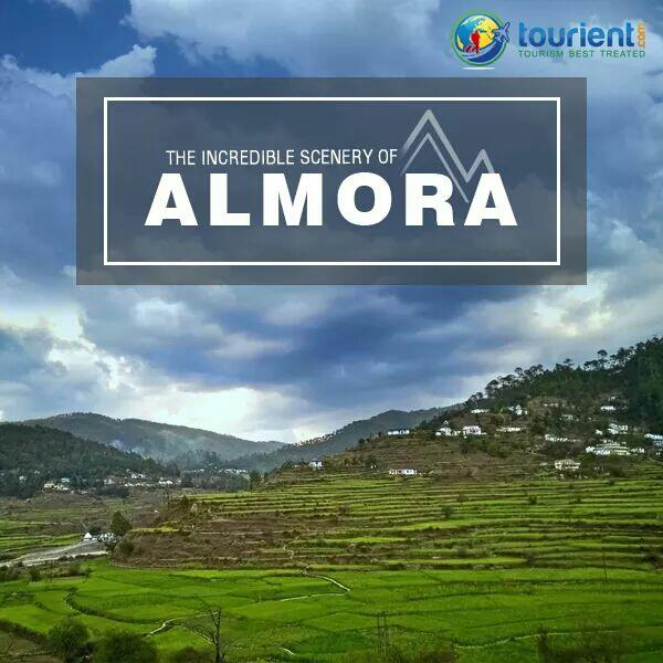 Almora is a small hill station in #Uttarakhand where one can enjoy the breathtaking, panoramic view of #Himalayas. Explore the beauty of Uttarakhand  Book Uttarakhand Tour Package Now. www.tourient.com   #TravelWithTourient - by Tourient Travel Services | Toll Free: 1800 2700 484 | Best Tour Packages, Surat