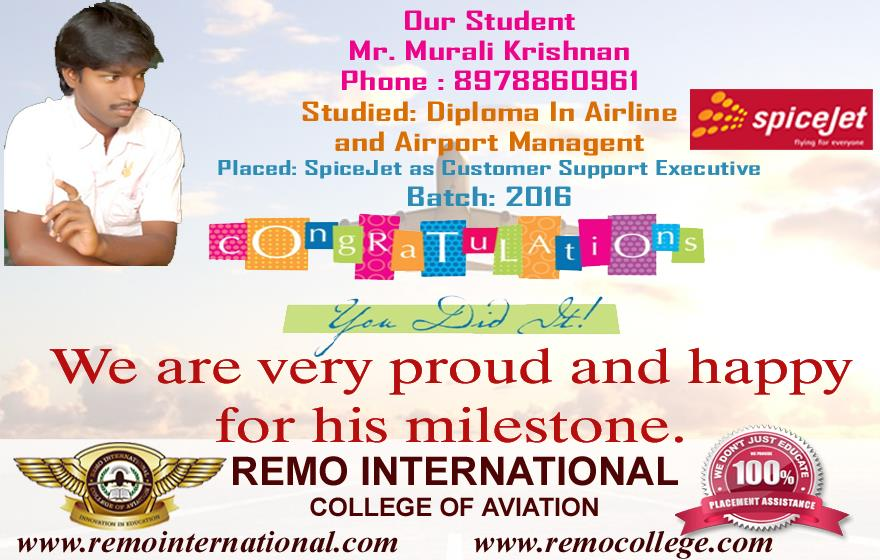 Chennai Airline Placement Aviation Placement in Chennai Assured Jobs in Chennai Airport Best Airline Training in Chennai