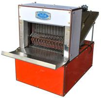 Bread Slicer In Coimbatore  Excellent Smooth Slicing System. Slice thickness 10mm. Special Knives to ensure an accurate cut and a long life of Knives  Bread Slicer Machine In Coimbatore Bread Cutter Suppliers In Coimbatore Bread Cutters Coi - by Techno Spark Bakery Equipments, Coimbatore