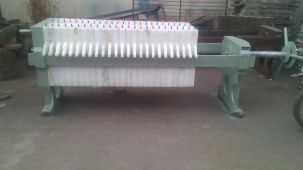 # FILTER PRESS MANUFACTURER IN INDIA #  The FILTER PRESS is used in fixed-volume and batch operations, which means that the operation must be stopped to discharge the filter cake before the next batch can be started. The major components of a FILTER PRESS are the skeleton and the filter pack.   YASH FILTER PRESS  AHMEDABAD